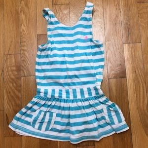 Lilly Pulitzer Size 2 racerback cotton dress